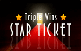 Triple Wins Star Ticket играть онлайн