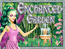 Играть Enchanted Garden онлайн