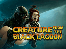 Играть Creature from the black lagoon онлайн
