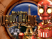 Играть His Curious Machine онлайн