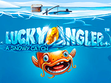 Играть Lucky Angler: A Snowy Catch онлайн