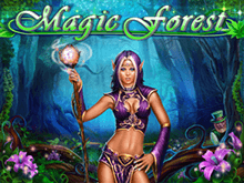 Играть Magic Forest онлайн