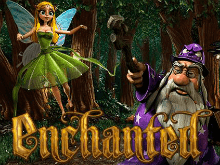 Азартная игра Enchanted играть