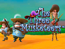The Three Musketeers играть онлайн