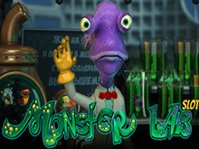 Играть Monster Lab онлайн