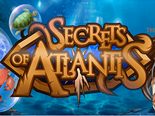 Играть Secrets Of Atlantis онлайн